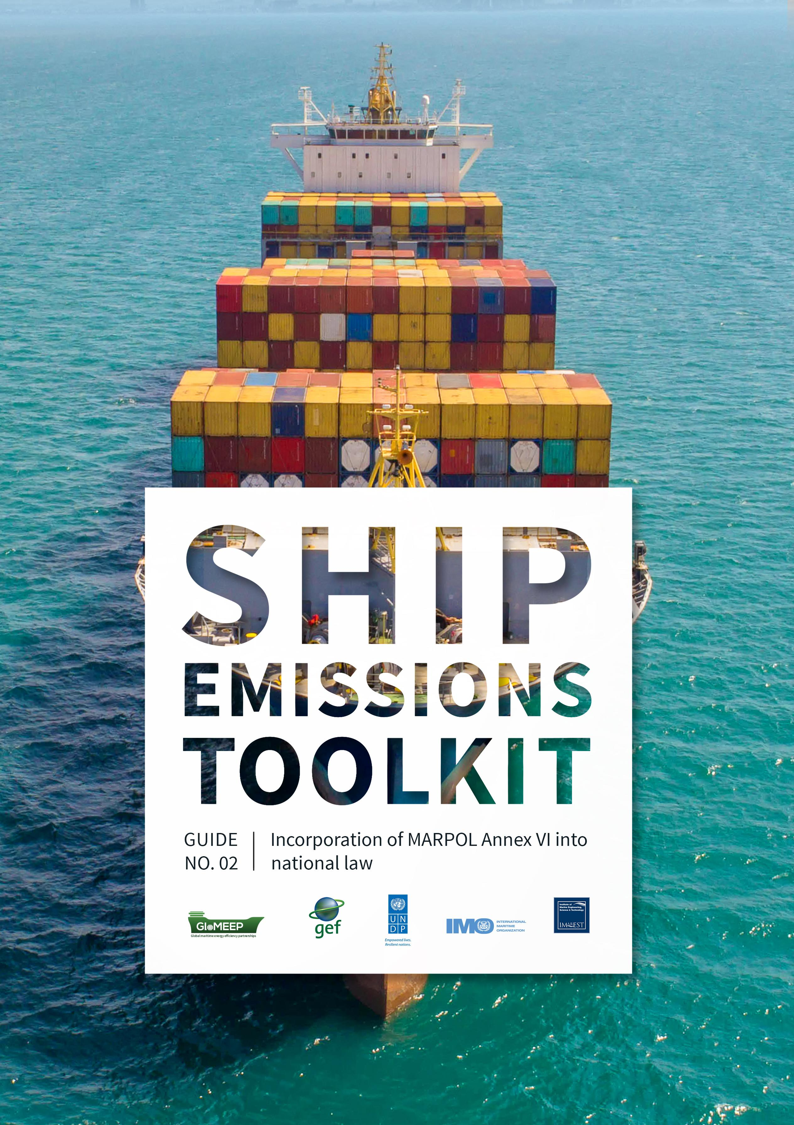 IMO makes instruments available to combat ship emissions for